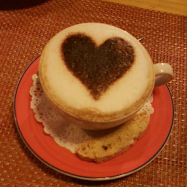 Cappuccino ♡♡